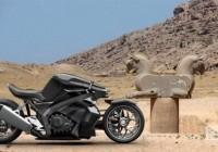 霸气十足的Ostoure观念摩托车